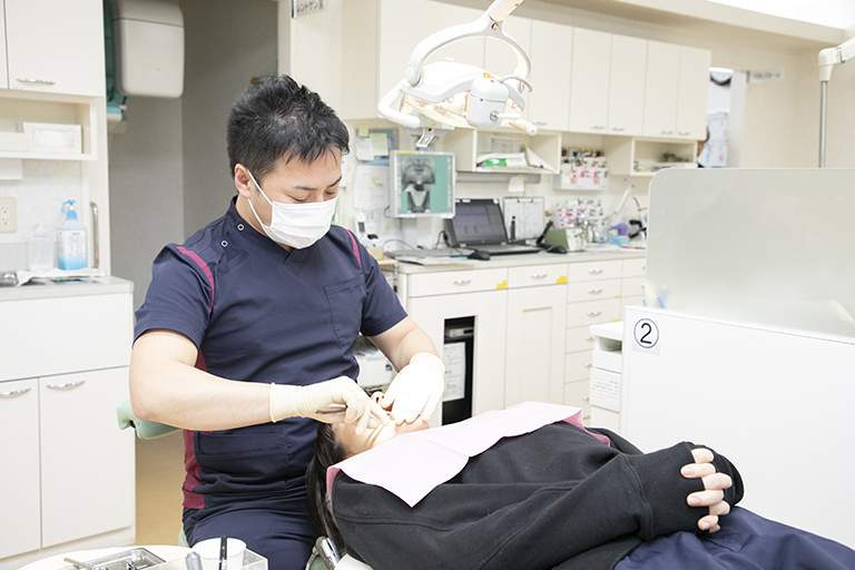 あべの 歯科